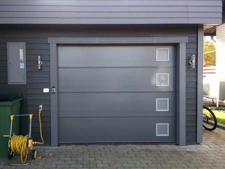 Garageport TT703-fonster-kvadrat