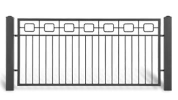 Villastaket modell lux 10.51